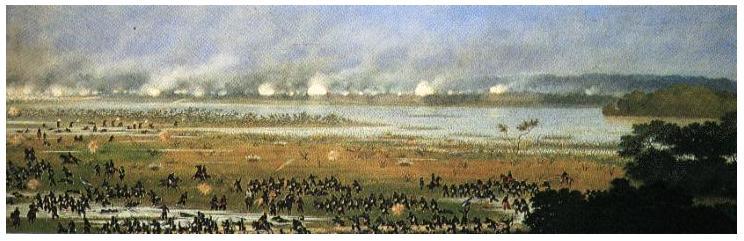 Guerra del Paraguay: entrevista entre Mitre y López (1866)