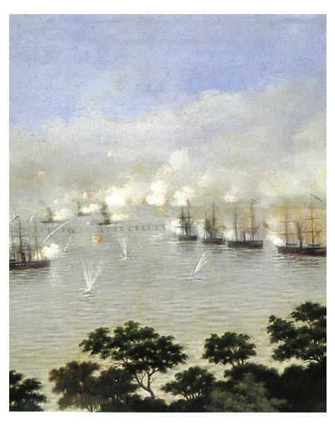 Escuadra imperial brasileña