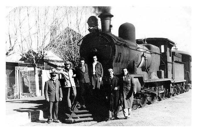 Resultado de imagen para los ferrocarriles argentinos