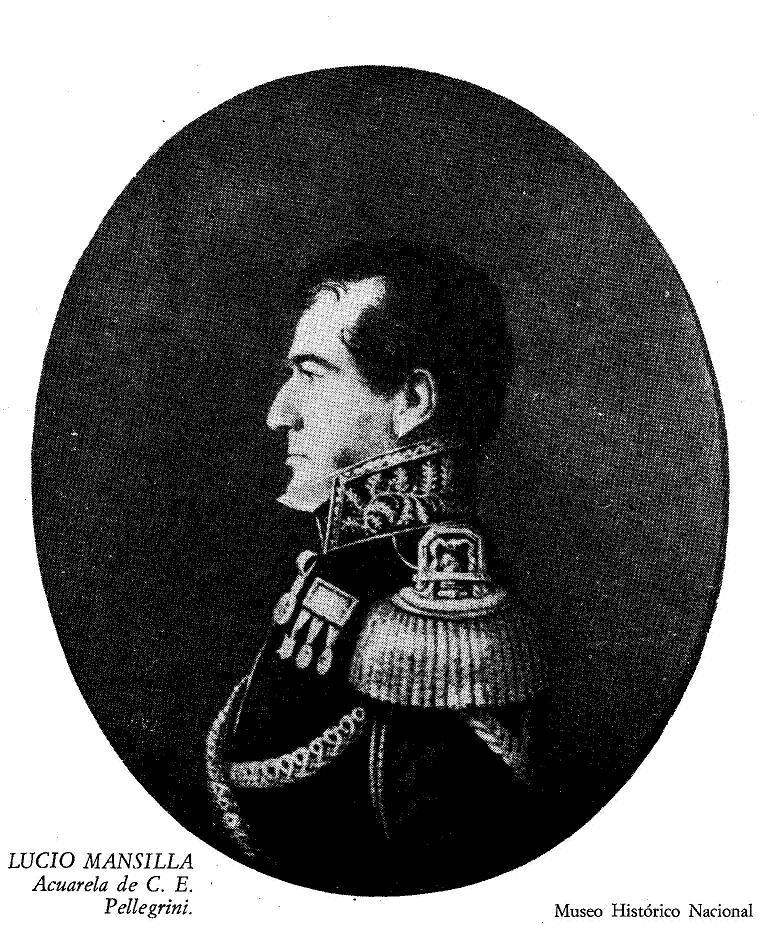 Lucio N.Mansilla