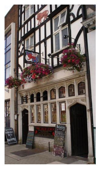 Pub ´The Red Lion´
