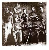 Batallón Corrientes - Campamento de Tuyutí
