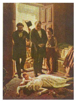 Epidemia de fiebre amarilla en Buenos Aires Dengue Viruela Cólera Medicina  Muñiz Medico Doctor Juan Antonio Argerich Bosch Historia Argentina ::  Cementerio Chacarita San Telmo Balbanera LA GAZETA::